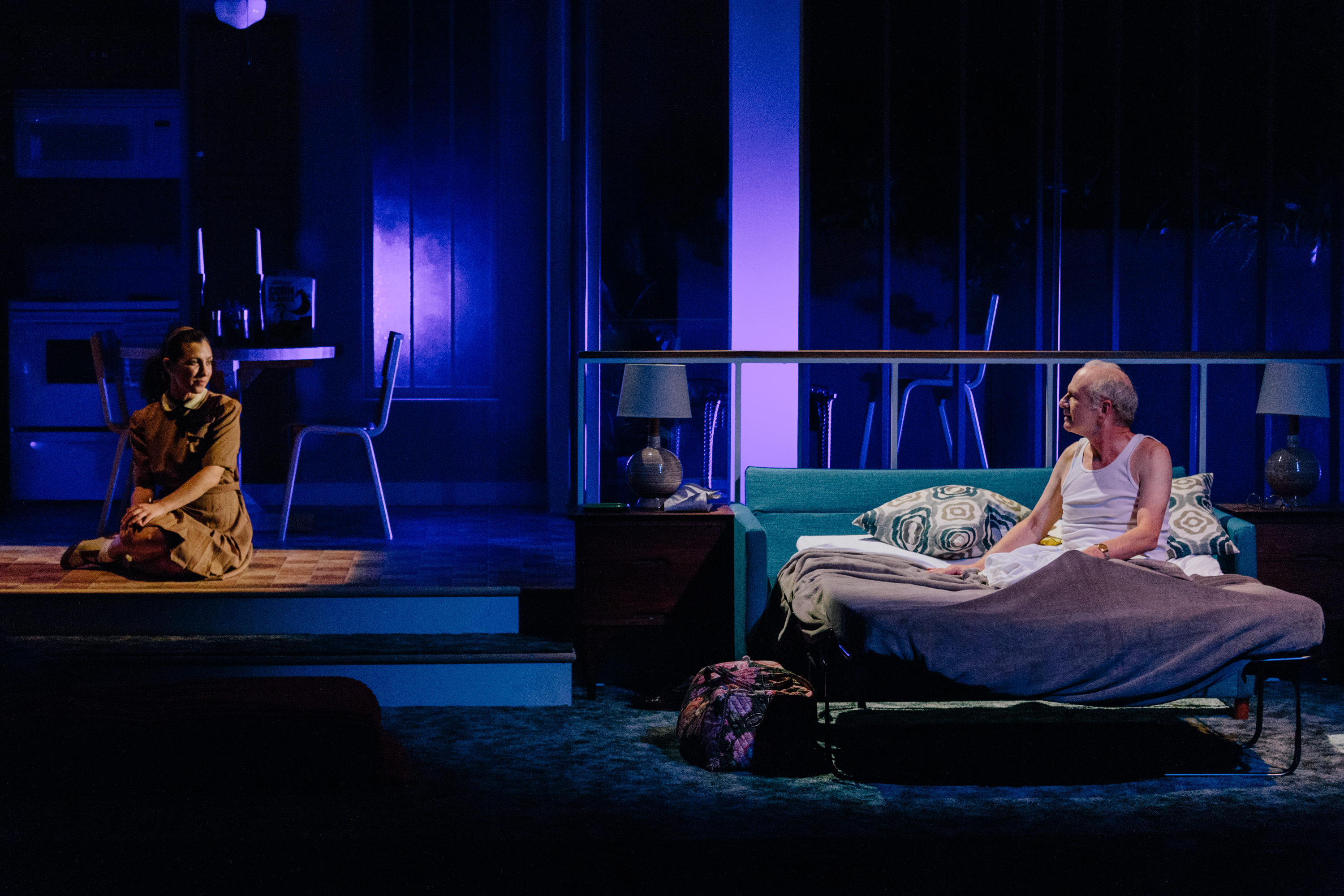 the model apartment the geffen playhouse review la